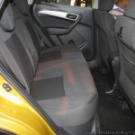 Maruti Vitara Brezza rear seat launched
