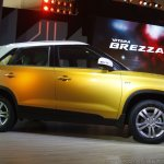 Maruti Vitara Brezza side launched