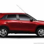 Maruti Vitara Brezza side press image