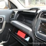 Maruti Vitara Brezza storage spaces First Drive Review