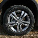 Maruti Vitara Brezza wheel First Drive Review
