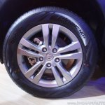 Maruti Vitara Brezza wheel launched