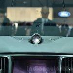 Maserati Levante clock at the 2016 Geneva Motor Show Live