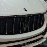Maserati Levante grille at the 2016 Geneva Motor Show Live