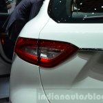 Maserati Levante taillamp at the 2016 Geneva Motor Show Live