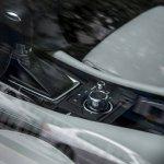 Mazda CX-4 centre tunnel spy shot