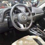 Mazda3 1.5L SKYACTIV-D interior at 2016 Geneva Motor Show