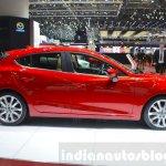 Mazda3 1.5L SKYACTIV-D side at 2016 Geneva Motor Show