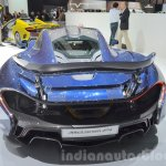McLaren P1 Carbon Fibre rear at 2016 Geneva Motor Show