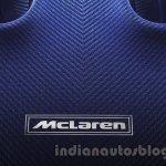 McLaren P1 by MSO badge