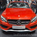 Mercedes-AMG C43 Cabriolet at the 2016 Geneva Motor Show