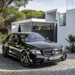 Mercedes-AMG E 43 4MATIC front three quarters