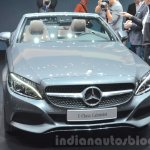 Mercedes C-Class Cabriolet at the 2016 Geneva Motor Show