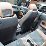 Mercedes C-Class Cabriolet seats at the 2016 Geneva Motor Show