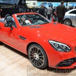 Mercedes SLC 43 AMG at the 2016 Geneva Motor Show