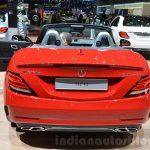 Mercedes SLC 43 AMG rear at the 2016 Geneva Motor Show