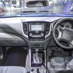 Mitsubishi Triton Limited Edition dashboard at 2016 BIMS