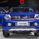 Mitsubishi Triton Limited Edition front at 2016 BIMS