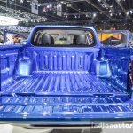 Mitsubishi Triton Limited Edition load deck at 2016 BIMS