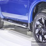 Mitsubishi Triton Limited Edition side skirt at 2016 BIMS