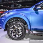 Mitsubishi Triton Limited Edition wheel at 2016 BIMS