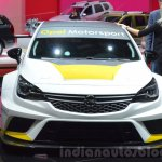 Opel Astra TCR at the 2016 Geneva Motor Show