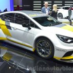 Opel Astra TCR front three quarter at the 2016 Geneva Motor Show