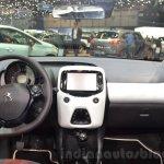 Peugeot 108 Roland Garros dashboard
