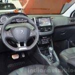 Peugeot 208 Roland Garros dashboard
