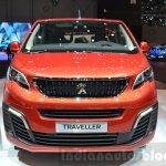 Peugeot Traveller front at 2016 Geneva Motor Show