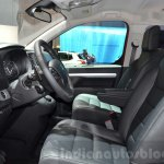 Peugeot Traveller front seats at 2016 Geneva Motor Show