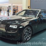 Rolls Royce Ghost Black Badge Edition at 2016 Geneva Motor Show