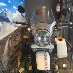 Royal Enfield Himalayan visor arrives at dealerships