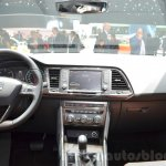 Seat Ateca dashboard at the Geneva Motor Show Live