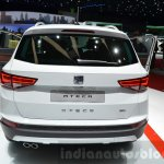 Seat Ateca rear at the Geneva Motor Show Live