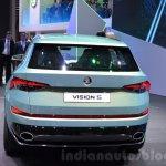 Skoda VisionS SUV concept  at the 2016 Geneva Motor Show