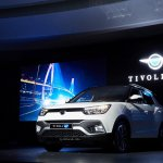 SsangYong Tivoli Air South Korea launch