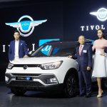 SsangYong Tivoli Air launch