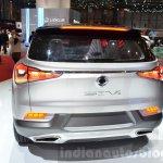 Ssangyong SIV-2 Concept rear at the 2016 Geneva Motor Show
