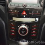Ssangyong XLV HVAC system at Geneva Motor Show 2016