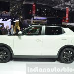 Ssangyong XLV black roof at Geneva Motor Show 2016