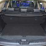 Ssangyong XLV boot space at Geneva Motor Show 2016