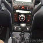 Ssangyong XLV center console at Geneva Motor Show 2016