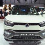 Ssangyong XLV dual tone at Geneva Motor Show 2016