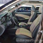 Ssangyong XLV front seats at Geneva Motor Show 2016