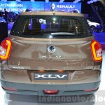 Ssangyong XLV rear at Geneva Motor Show 2016