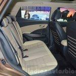 Ssangyong XLV rear seat at Geneva Motor Show 2016