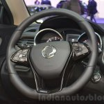 Ssangyong XLV steering wheel at Geneva Motor Show 2016