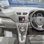 Suzuki Ertiga Dreza dashboard at 2016 BIMS