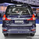 Suzuki Ertiga Dreza rear at 2016 BIMS